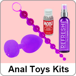 ANAL SEX TOY KITS