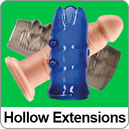 HOLLOW PENIS EXTENSIONS