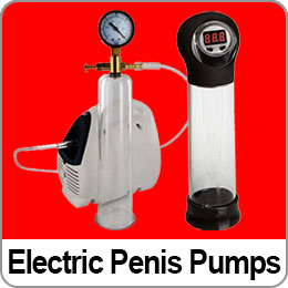 ELECTRIC PENIS PUMPS