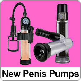 NEW PENIS PUMPS