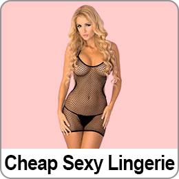 CHEAP SEXY LINGERIE