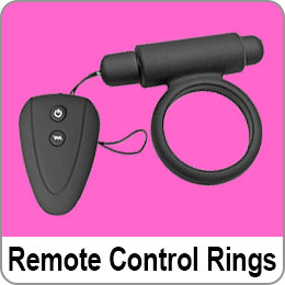 REMOTE CONTROL COCK RINGS