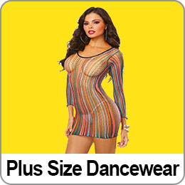 PLUS SIZE DANCEWEAR