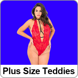 PLUS SIZE TEDDIES