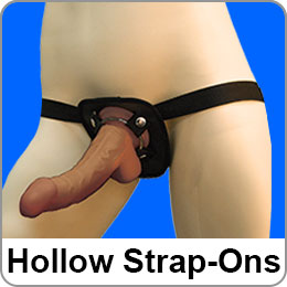HOLLOW STRAP-ONS
