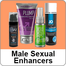 MALE SEXUAL ENHANCERS